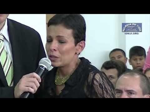 Testimonio de sanidad de cáncer en Cajicá - Abril 2015