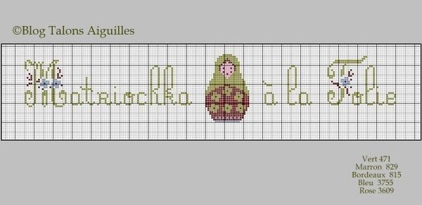 matriochka sandra nelson pdf télécharger