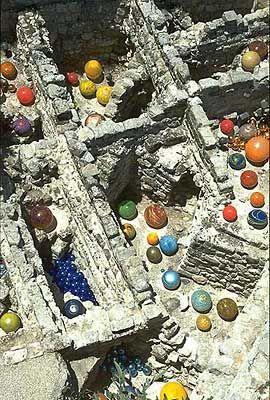 chihuly in jerusalem, 2000.