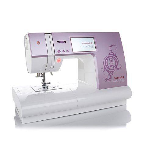 singer sewing machine 9985