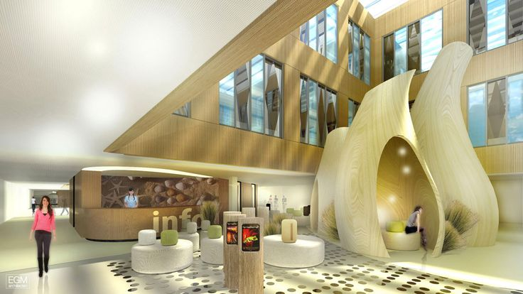 Egm architecten designs healthy buildings for health care