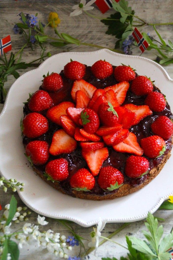 gluten- og melkefri kake