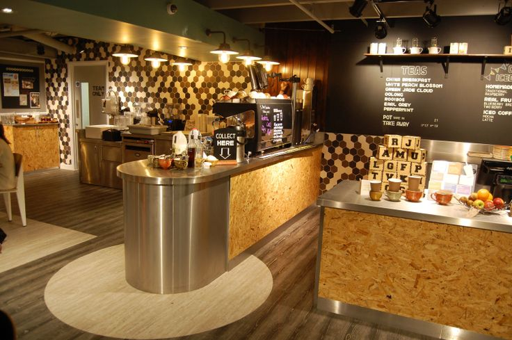 Barista Station For Designed For Artisan Coffee Shop