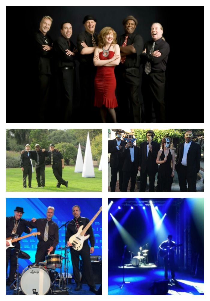 "The Gerry Rothschild Band has Got Your Music! Find out more at www.WhiteSatinWeddingShow.com as our Featured Vendor! Gerry is an Emmy Award winning musician who has played events worldwide including The Rose Bowl, The Playboy Jazz Festival & the ""Fete Americaine"" in Geneva, Switzerland. Television credits include Friends, The Drew Carey Show & The George Lopez Show."