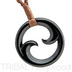 Men's necklace...symbolizes the beginning of a bond ...  This symbol was engraved on our wedding bands