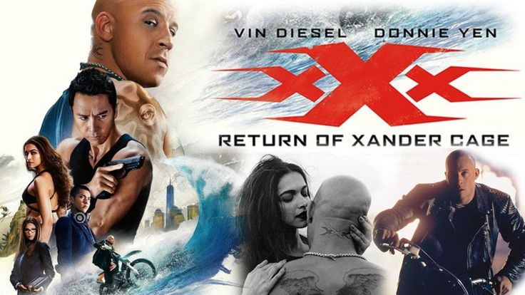 xXx: Return of Xander Cage (released as xXx: Reactivated in some countries) is a 2017 American action film directed by D. J. Caruso and written by F. Scott Frazier. It stars Vin Diesel, Donnie Yen, Deepika Padukone, Kris Wu, Ruby Rose, Tony Jaa, Nina Dobrev, Toni Collette and Samuel L. Jackson. Hollywood Hindi Dubbed Movie Download