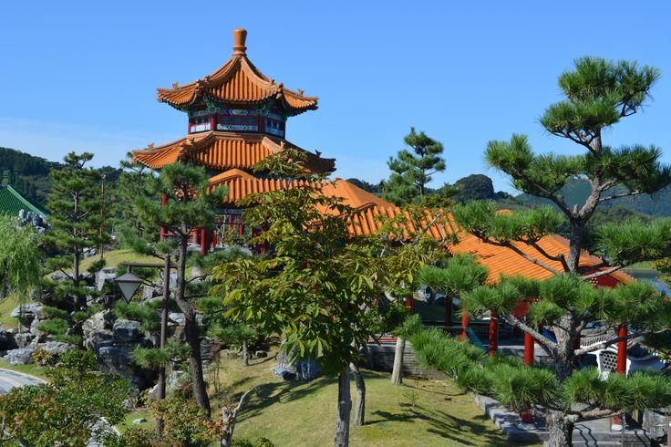 中国庭園燕趙園 2014.9