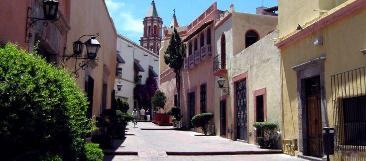Hermosa Centro Histórico de Querétaro