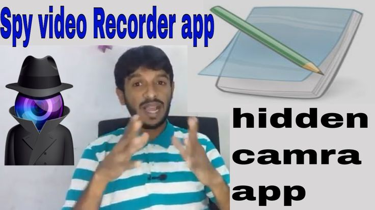 How To Record Secret Video In Android With locked|spy Video Recorder Cam...