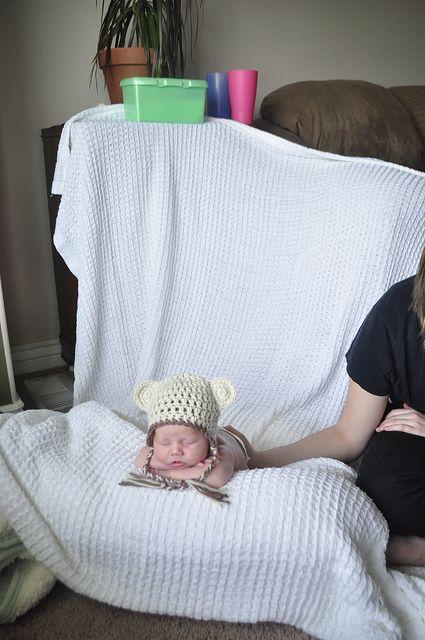Amber Miller - The set-up    the resulting shot: www.flickr.com/photos/48412474@N07/4670470197/