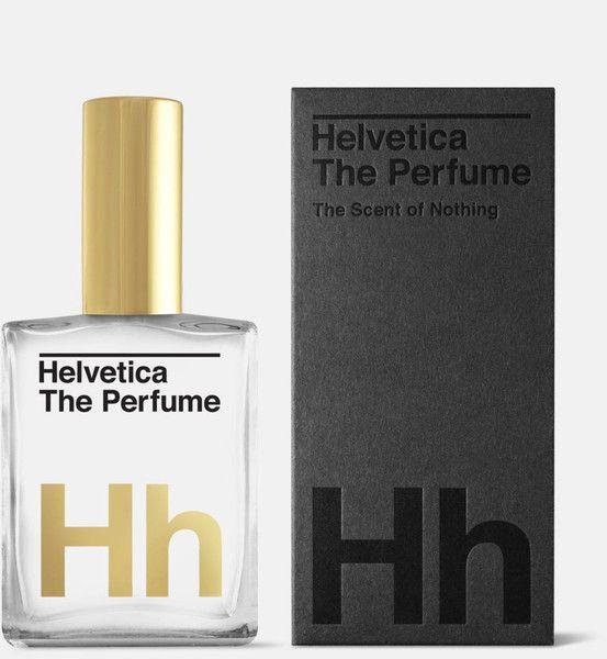 "Helvetica The Perfume. ""IL"" Must. [helveticatheperfume.com € 25,00]"