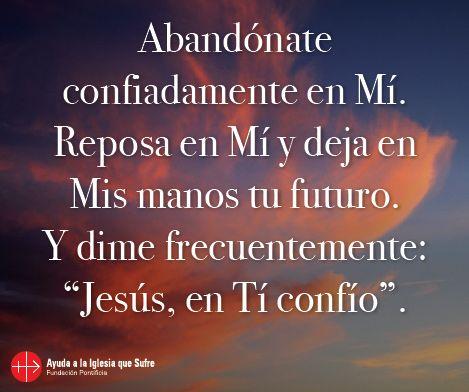 #oraciones #oración #religión #católica #Dios #amor #fe #frases #Jesús #camino #bendiciones #bendición #confianza #esperanza #mañana #iglesiaquesufre #ayudaalaiglesiaquesufre #AIS #Colombia