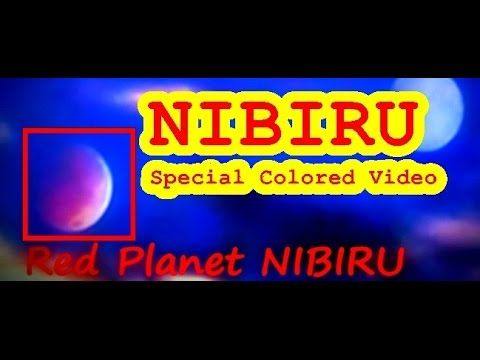 Special Colored Video NIBIRU (Live) (Dont wach this Video NASA)