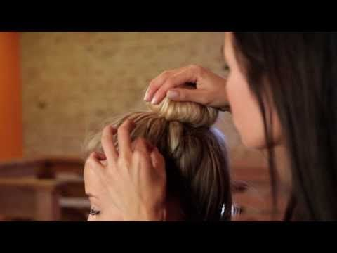 how to style the hair 34 best images about updo on hair donut 4989 | 3bed2d43a77291de9ac6ddcfdded4989
