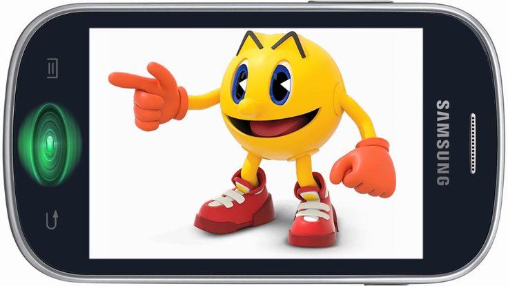 Fajny dzwonek na telefon komórkowy - Pacman