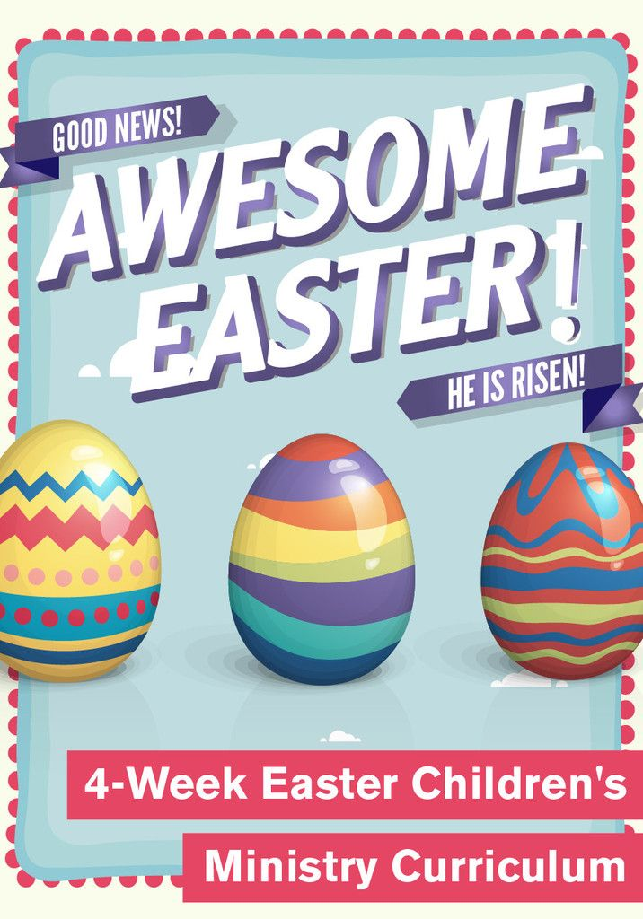 1000+ images about Awesome Easter Children's Ministry ...