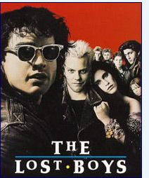 "The Lost Boys | 1987 |  ""If all the corpses buried around here were to stand up all at once, we'd have one hell of a population problem."""