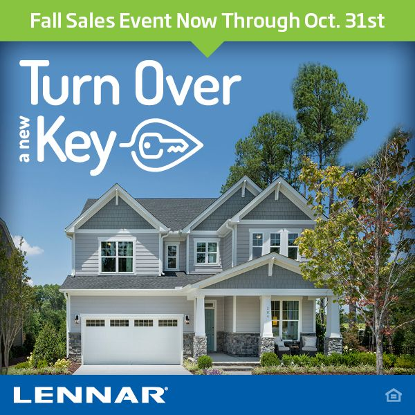 No Matter What Type Of House Hunter You Are You Ll Find Huge Savings On Select Homes During Our Turn Over A New Key Sales New Homes New Homes For Sale