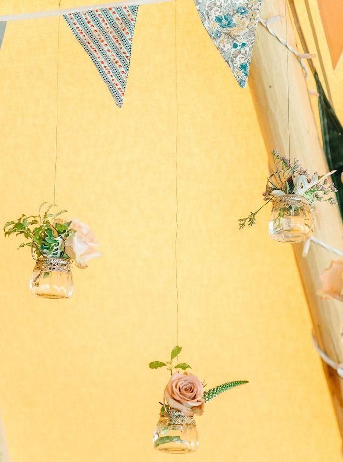 les 25 meilleures id es de la cat gorie pots suspendus sur pinterest pots de fleurs suspendus. Black Bedroom Furniture Sets. Home Design Ideas