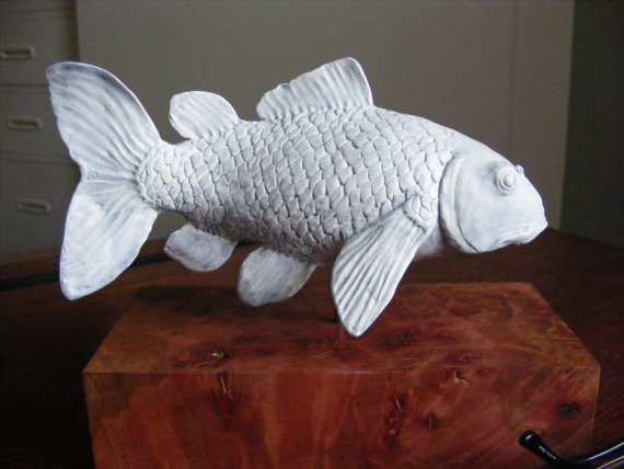 353 best images about pottery for the obsessed on pinterest for Clay koi fish