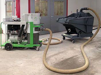 Centurion Industrial Vacuum Cleaners - Quirepace Ltd