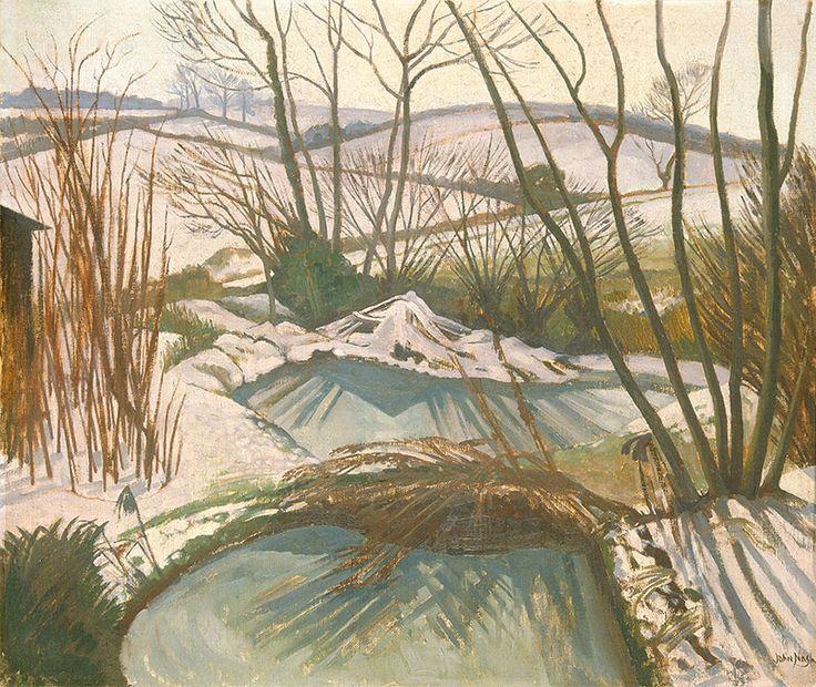 John Nash - Frozen Ponds