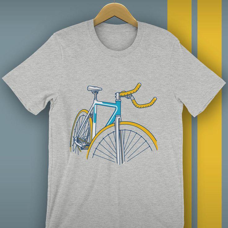 Single Speed Bike. Fixed Gear Shirt. Fixie Bike Shirt. Fixie Shirt. Fixie Bicycle. Single Speed. Bicycle Gifts.Biker Tshirt by PartyBrew on Etsy
