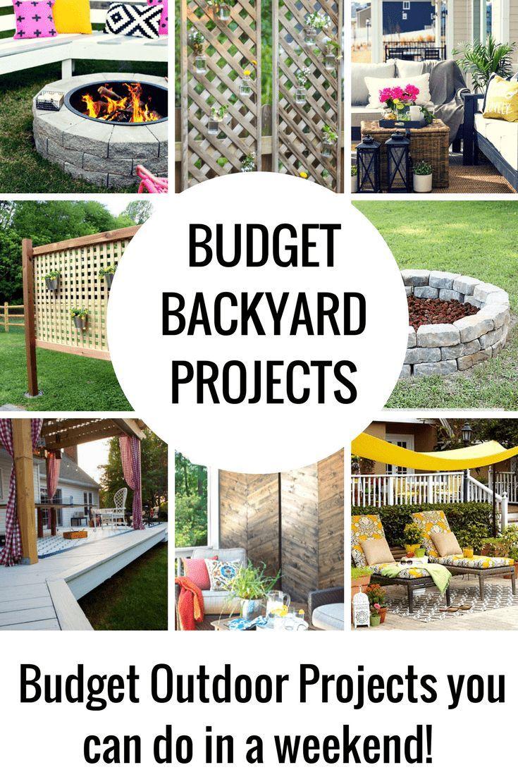40 Incredible Diy Small Backyard Ideas On A Budget Page 38 Of 42 Budget Backyard Backyard Small Backyard