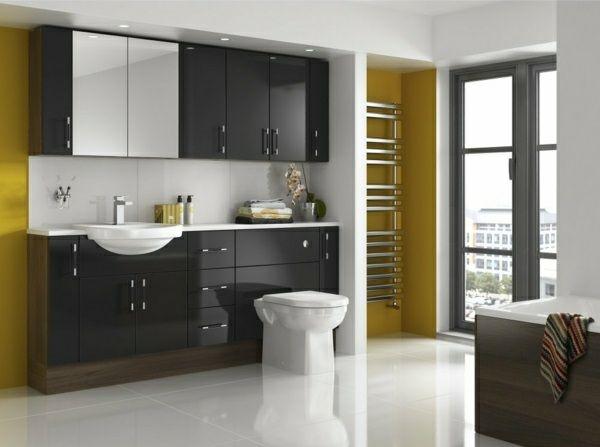 72 best images about badezimmer ideen fliesen leuchten m bel und dekoration on pinterest. Black Bedroom Furniture Sets. Home Design Ideas