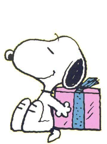 It's a Surprise Snoopy