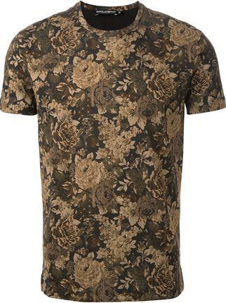 Dolce   Gabbana Camiseta estampada. Camisetas MasculinasEstampariaPanosModelagemRoupaModa  ... 8a34469f419a7