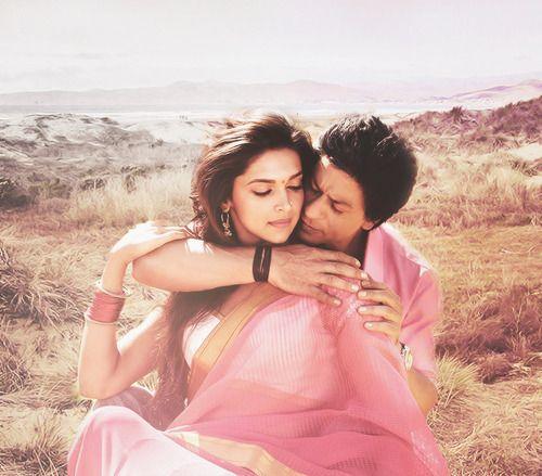 Shahrukh Khan and Deepika Padukone - Chennai Express (2013)