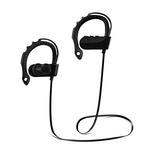 TAIR Bluetooth Headphones Wireless In Ear Earbuds V4.1 Sports Sweatproof Headset with Mic, Secure Ear Hooks Design, Noise Reduction  https://topcellulardeals.com/product/tair-bluetooth-headphones-wireless-in-ear-earbuds-v4-1-sports-sweatproof-headset-with-mic-secure-ear-hooks-design-noise-reduction/  COMFORT & SECURE FIT – The unique ear hook design fits your ear snugly. Due to soft silicone material manufactured in ear hooks, comfort will always be with you. Secure