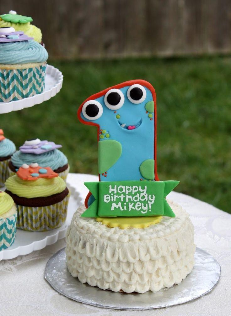 Little Monster Cakes Vegan