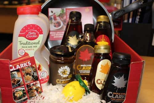 #Win a Family Pancake Day Hamper #giveaway #family #maple #honey #pancakes