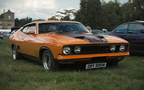 Ford Falcon XB GT351 Coupe