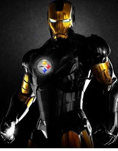 Steelers Ironman