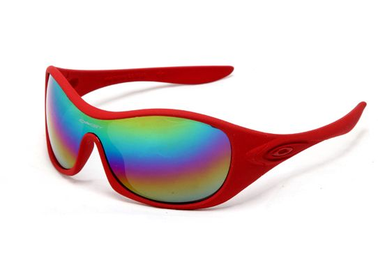 Oakley Necessity Mask Red CXI