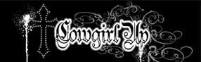cowgirl graphics and images   Rear Window Graphics and Decals for Trucks or Cars