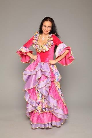 Самые красивые цыганские костюмы напрокат
