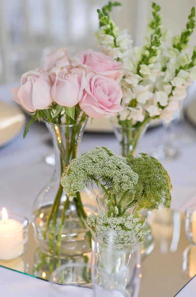 Decoração de casamento rosa