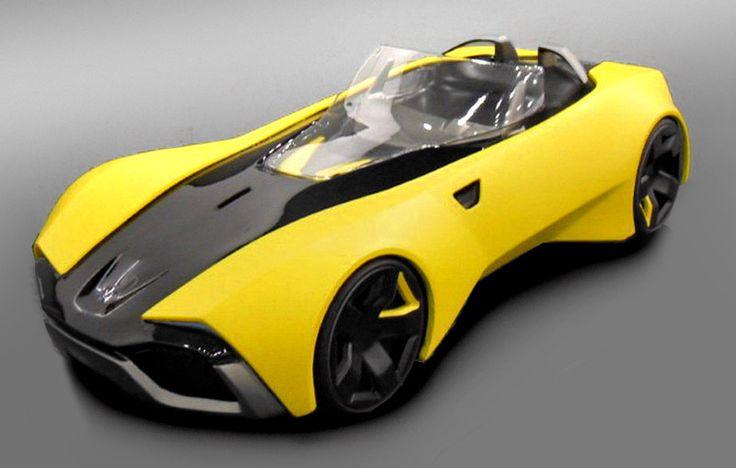 2020 Honda S2000 Concept