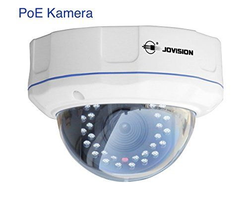Jovision HD PoE IP-Kamera Indoor & Outdoor / Typ: JVS-N3DL-HC-PoE / 1 MP / Tag & Nacht / Außenkamera / Überwachungskamera / Sicherheitskamera / Bewegungserkennung / E-Mail Alarm - http://kameras-kaufen.de/jovision/jovision-hd-poe-ip-kamera-indoor-outdoor-typ-jvs-hc