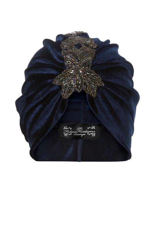 Appliques de perles en forme de turban marine avec coodinating star