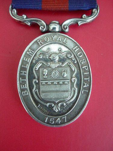Bethlem Royal Hospital Nurses badge 1937.