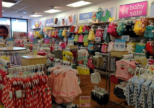 Carter Baby Clothes Store | Carters store spring girls selection 2013
