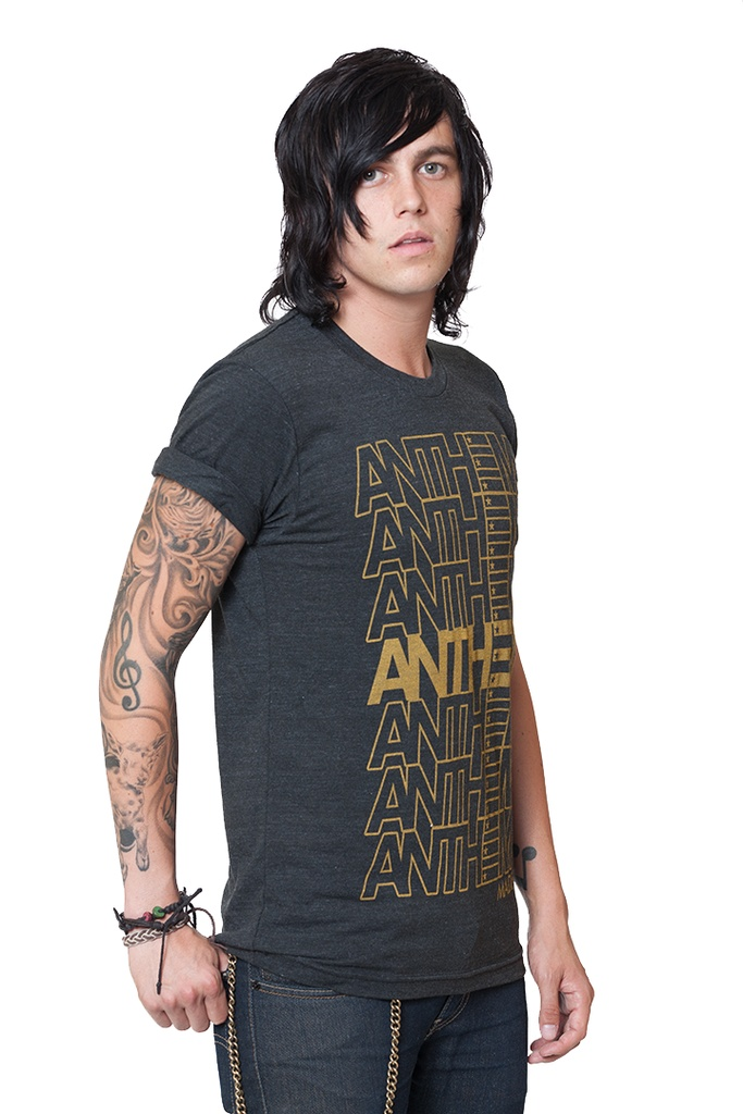 "I got this, have you gotten yours? Anthem Made clothing! ""Live your Anthem"" www.anthemmade.com"