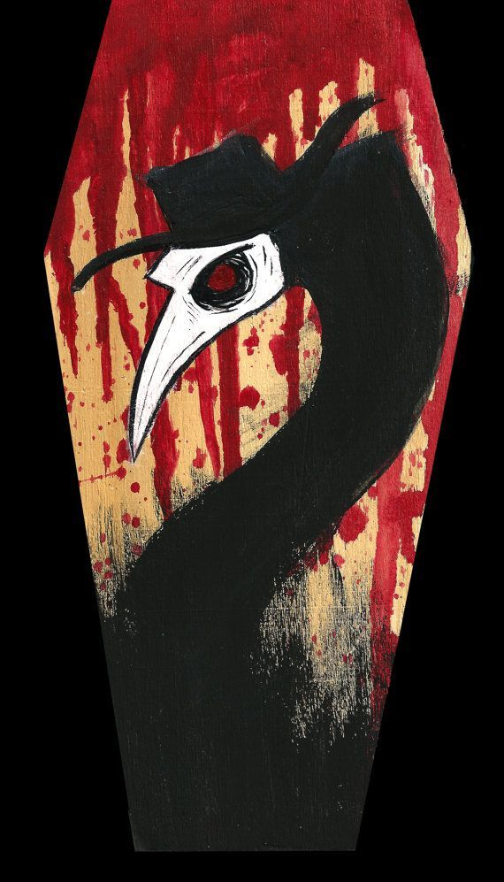 Plague Doctor Tattoo | visit etsy com