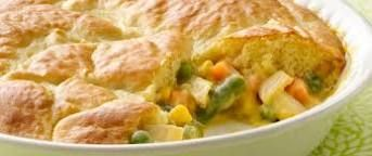 Image result for chicken pot pie