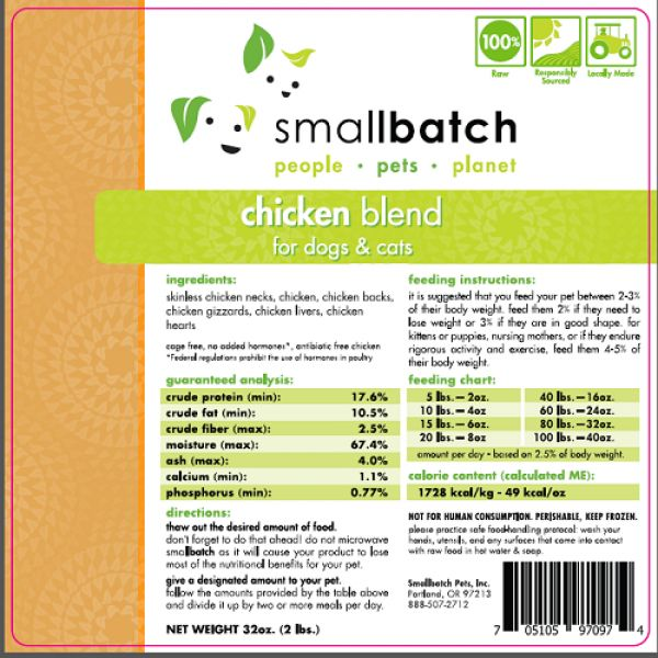 Recalled: Aunt Jemima brand Frozen Breakfasts (Nationwide: US + Canada), Smallbatch Pets brand Frozen Chicken Blend (US/CA, CO, OR, WA), Ground Meat products from Longo's Brothers Fruit Markets (Canada/Ontario) -